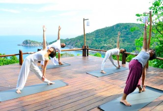 Yoga Retreat at Baan Talay