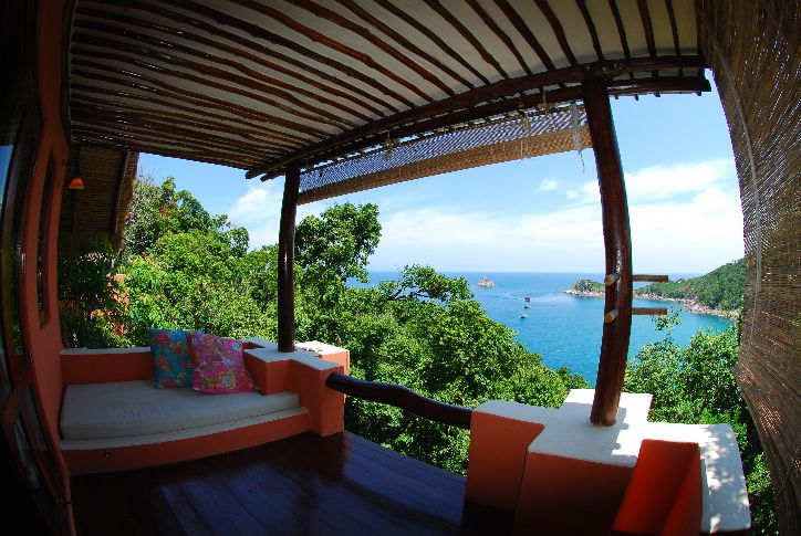 Relax with a Stunning View